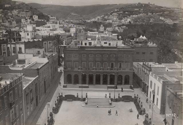 Archivo de fotografía histórica de Canarias. FEDAC/CABILDO DE GRAN CANARIA