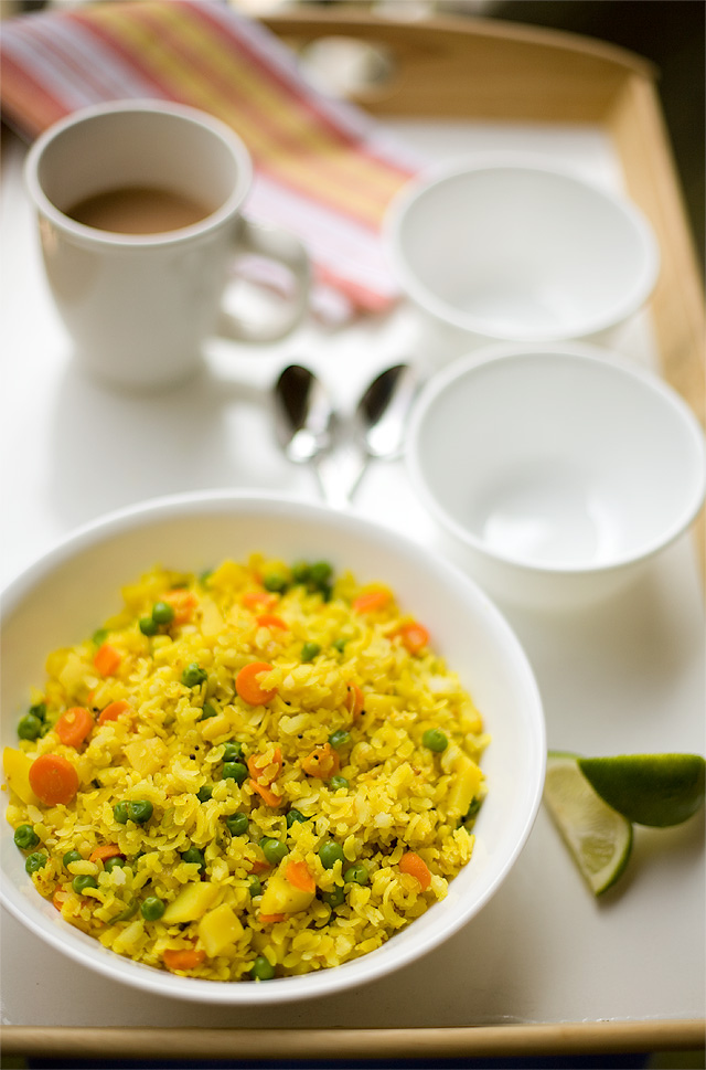 Best Recipes: An easy Indian Snacks Recipe : Poha