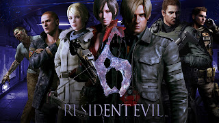 Free Download Resident Evil 6 2013 PC Repack