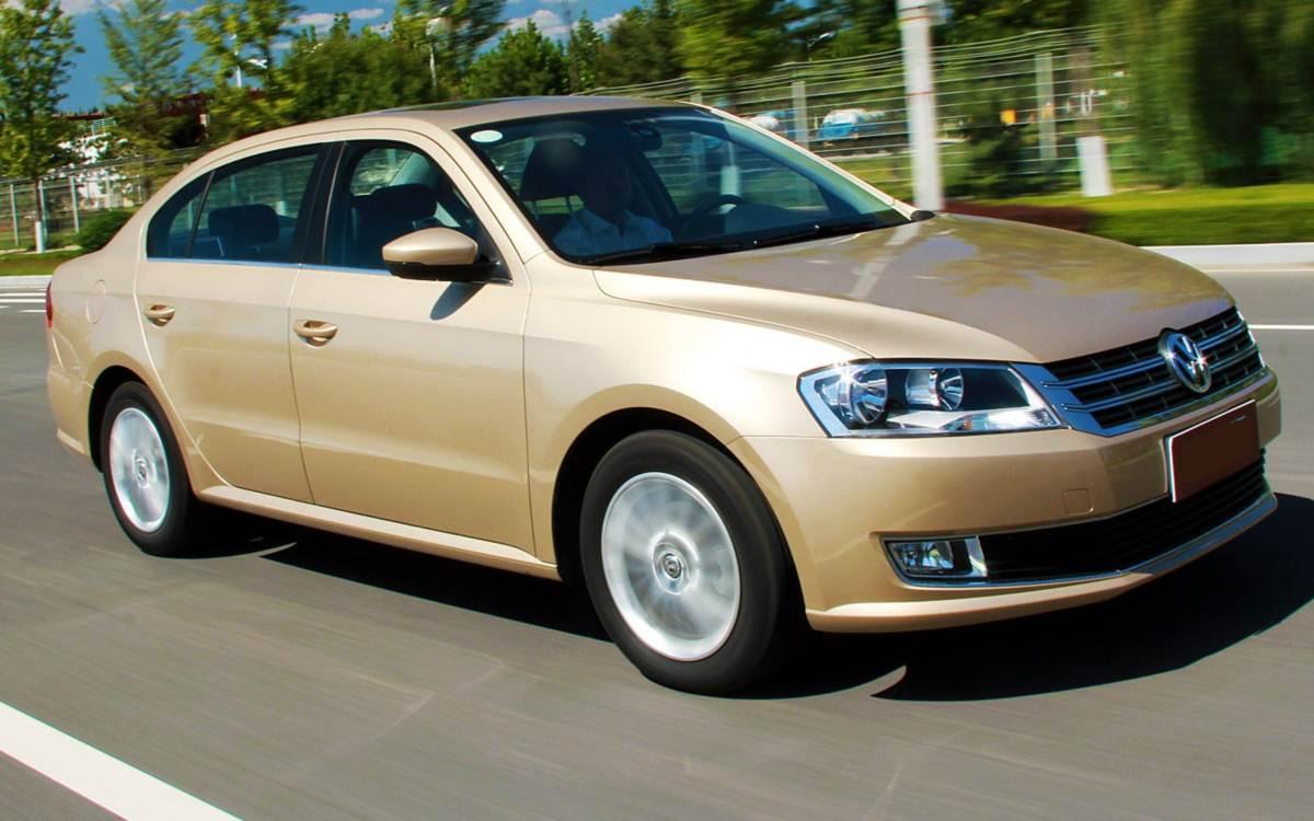 Volkswagen Lavida - carro mais vendido na China