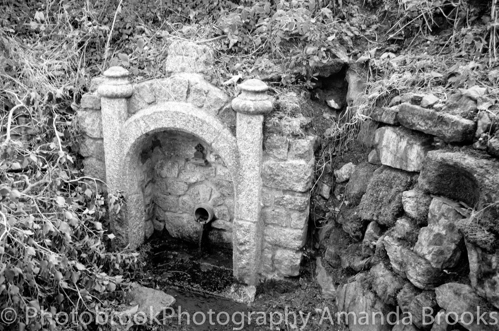 Ruthvoes Holy Well Cornwall
