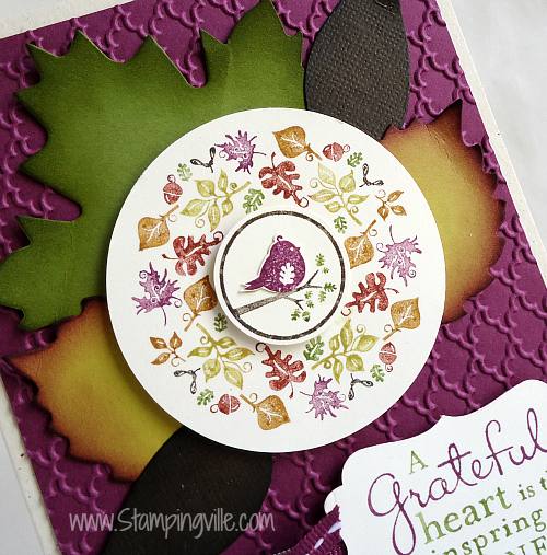 Four Seasons Stamp Set by Stampin' Up!