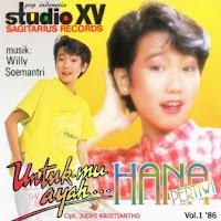 Hana Pertiwi - Untukmu Ayah Vol 1(Full Album 1986)