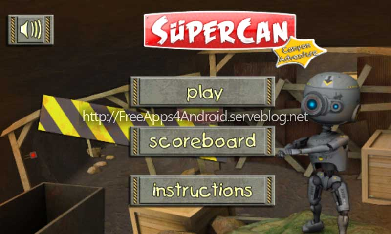 Supercan canyon adventure v1.2 android