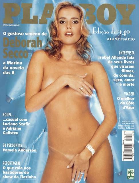 Deborah Secco - Playboy 1999