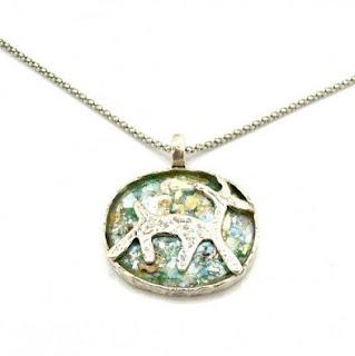 Roman Glass Jewelry