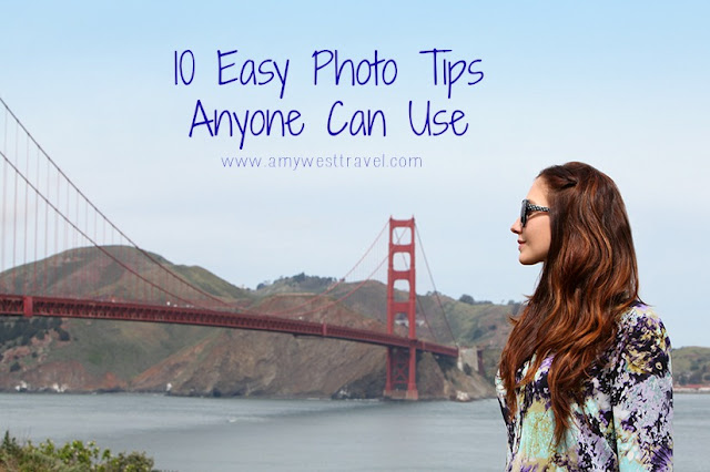 10 Easy Photo Tips with Amy West