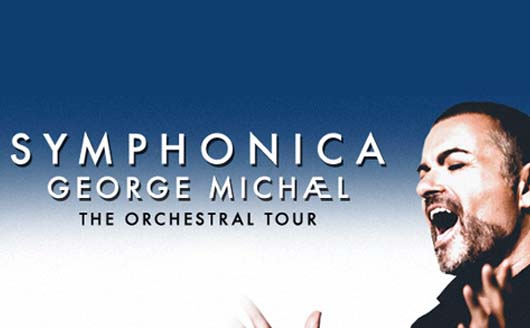 George Michael Symphonica George Michael at The Royal