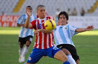Resultado partido amistoso Argentina Vs Paraguay