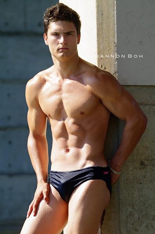 Hombres Desnudos Josh