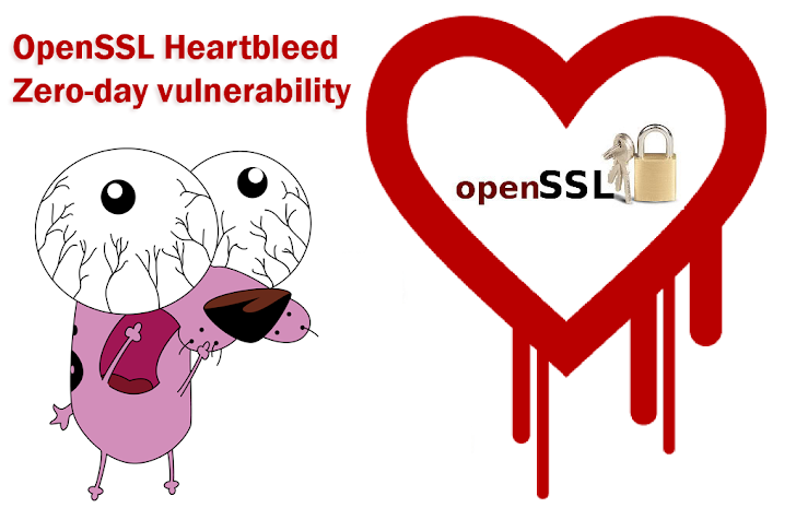 Heartbleed – OpenSSL Zero-day Bug leaves Millions of websites Vulnerable