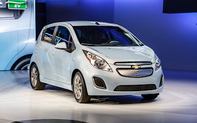 2014 Chevrolet Spark EV Hatchback Review, Release Date & Redesign