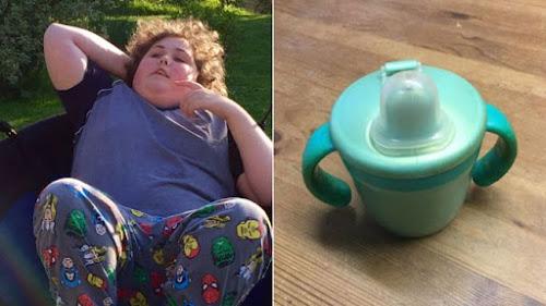 O final feliz da busca viral de um pai pelo copo de estimação do filho com autismo