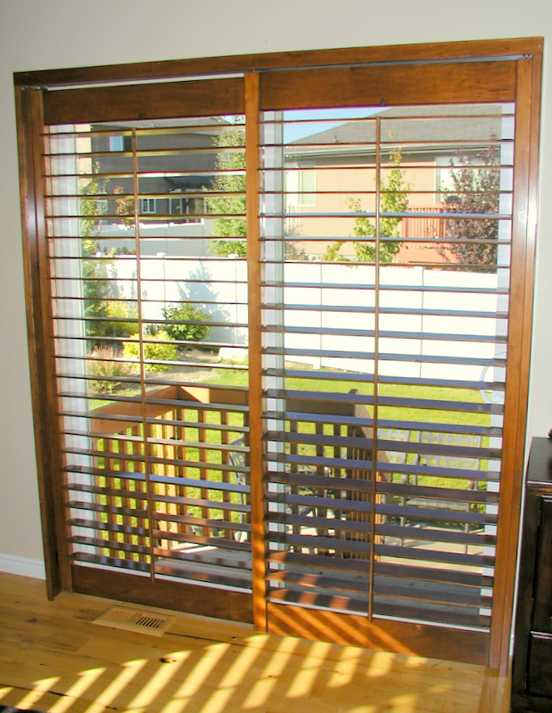 stanfield shutter co autumn plantation shutters. Black Bedroom Furniture Sets. Home Design Ideas