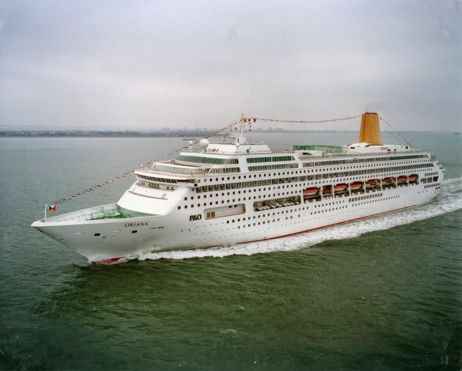 ORIANA Cruises