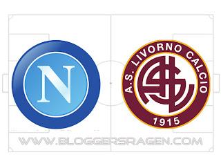 Prediksi Pertandingan Napoli vs Livorno