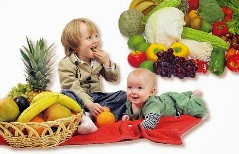 Buah Lokal Baik Untuk Kesehatan Anak