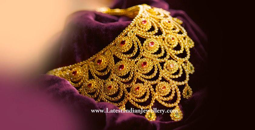 Broad Designer Uncut Diamond Jewellery