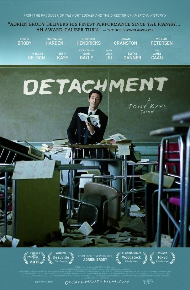 El profesor (Detachment) ()