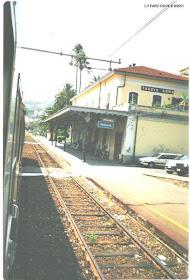 la vecchia stazione