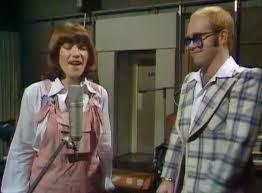 Elton John e Kiki Dee na trilha sonora de Boogie Oogie