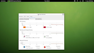 OpenSuSE 12.2 GNOME