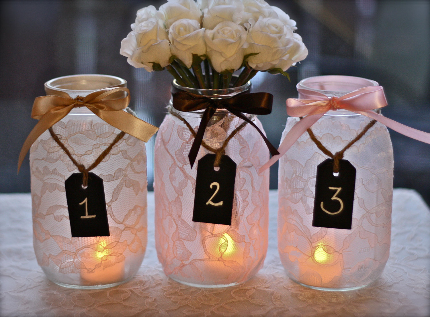 louisville wedding blog the local louisville ky wedding resource mason jar wedding idea. Black Bedroom Furniture Sets. Home Design Ideas