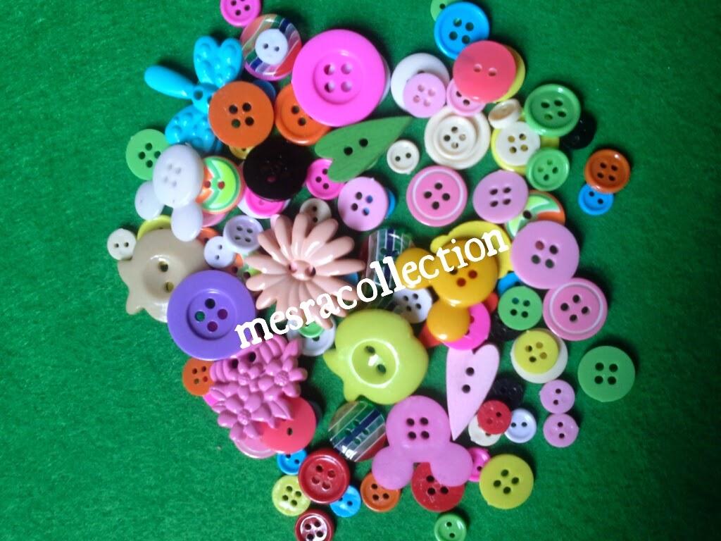 bead-butang pelbagai bentuk dan cantii