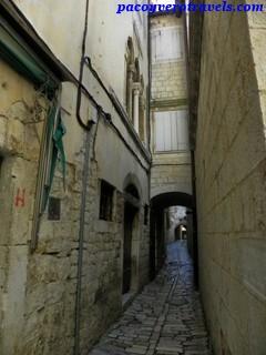 que ver en Trogir