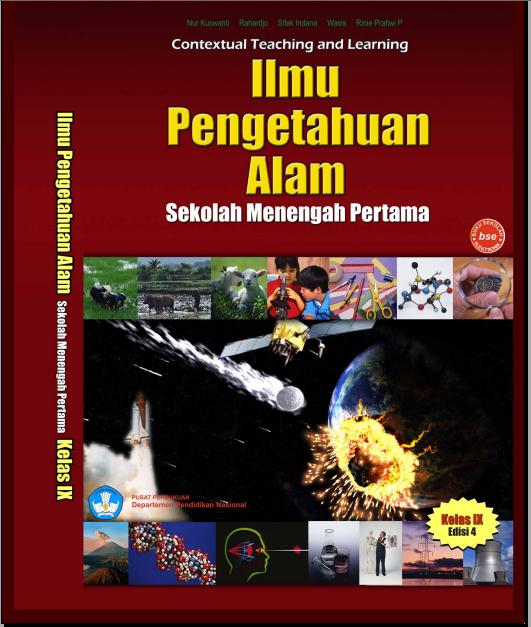 download buku gratis pdf ipa smp kelas 9 ebook