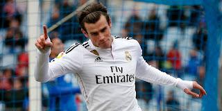 Bale Bertahan Kuat di Madrid