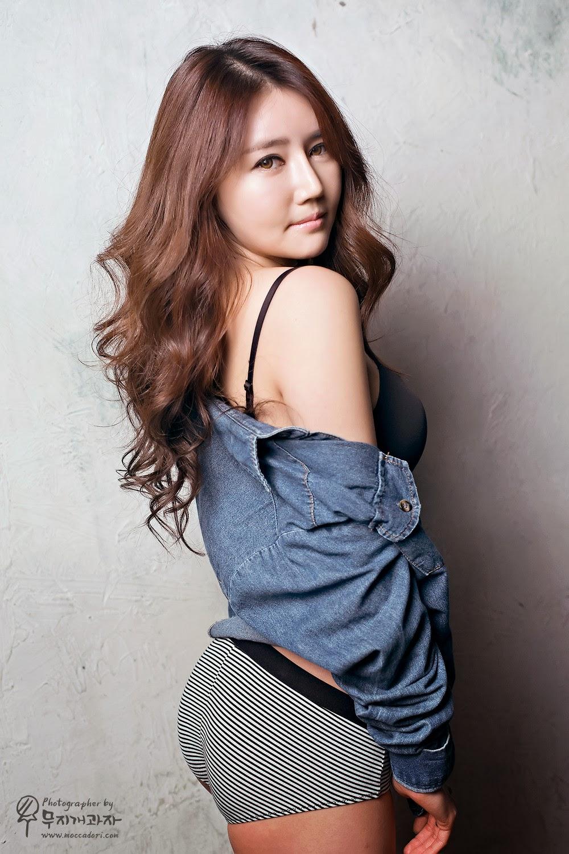 Han Ga Eun - Sexy Model