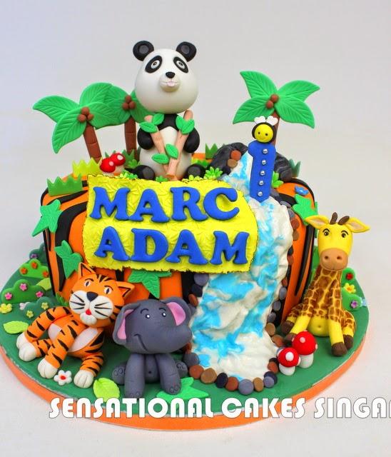 The Sensational Cakes: PANDA CAKE SINGAPORE . PANDA