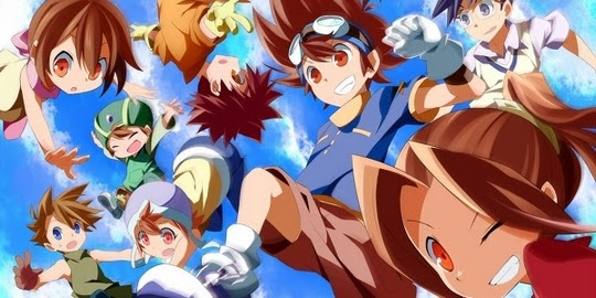 Digimon Adventure 15th Anniversary Project, Digimon, Actu Japanime, Japanime,