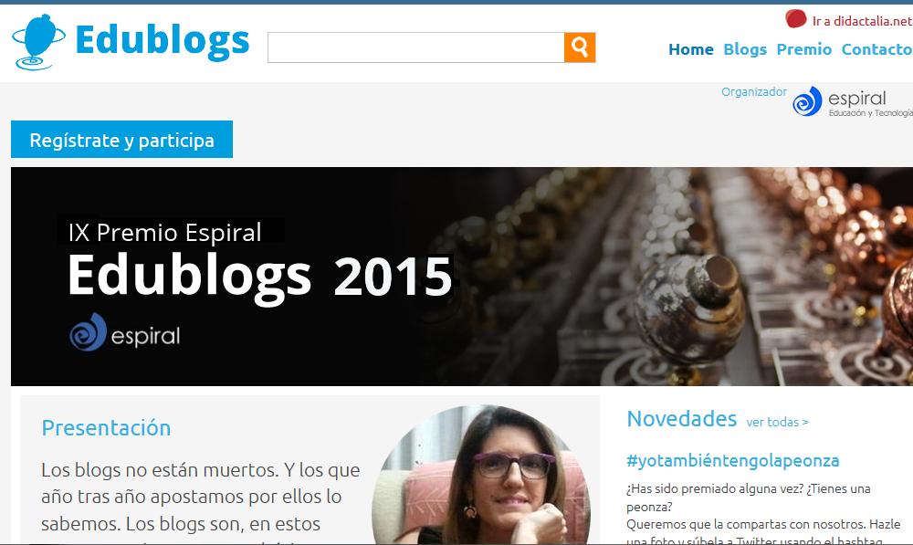 http://espiraledublogs.org/comunidad/Edublogs