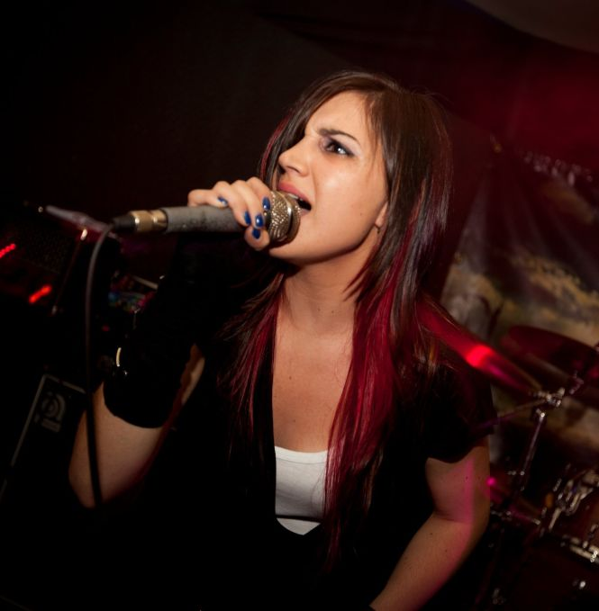 Sara Valente of Chaos in Paradise