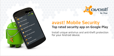 avast free antivirus for android phones and tablets