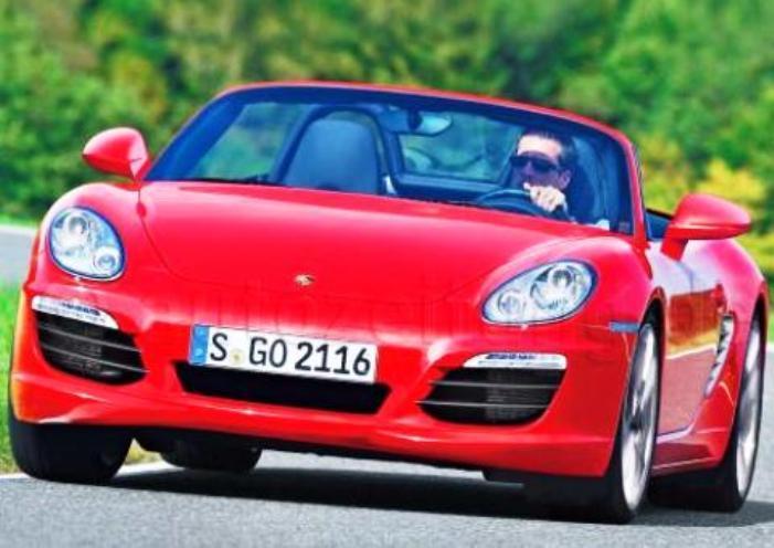 Porsche Boxster 2012 Gear 2