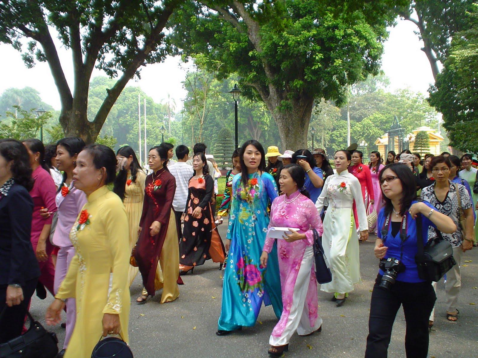 Kleidung kaufen in vietnam