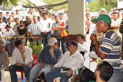 Audio pescador afectado por represa