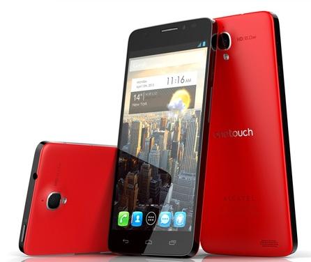 Alcatel Touch Idol X