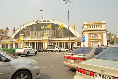 Hua Lamphong Station Thailand