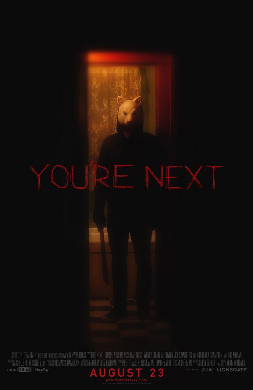 Ken Park James Ransone You're next (2013 - august 24)