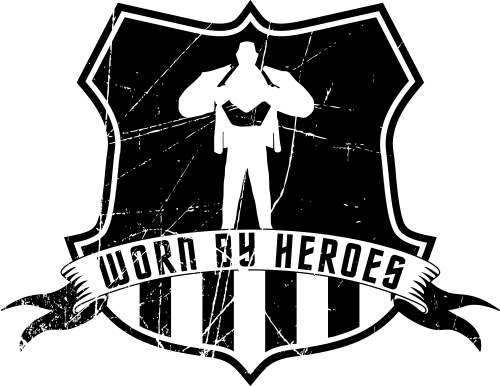 And wornbyheroes.com