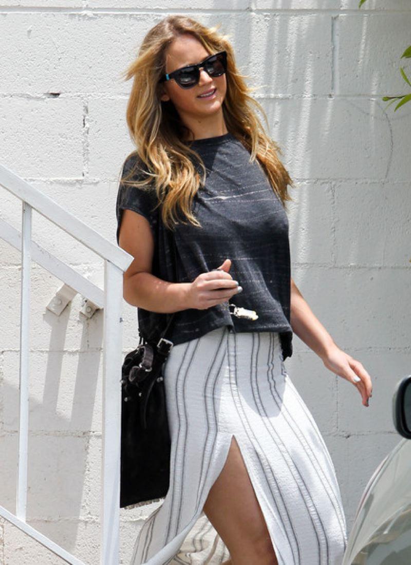 Dear Fashion Diaries: Jennifer Lawrence street style, June 14  Dear Fashion Di...