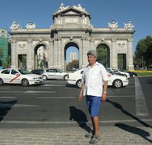 Puerta de Alcalá- Madrid