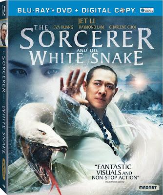 El Hechicero y la Serpiente Blanca (2011) Español Subtitulado BDRip