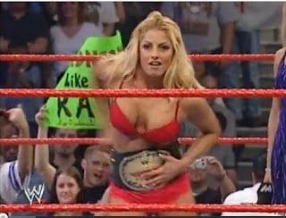 WWE Superstar Sexy Diva Teri vs.Trish very hot Lingerie Match