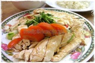Menu: 16. Nasi Ayam Hakka