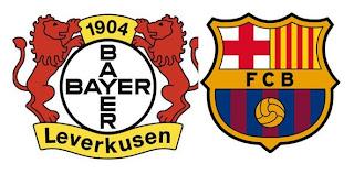 Partido Bayer Leverkusen Vs Barcelona – La Ida